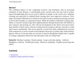 Scientific Publications – DEEP – Hybrid DataCloud